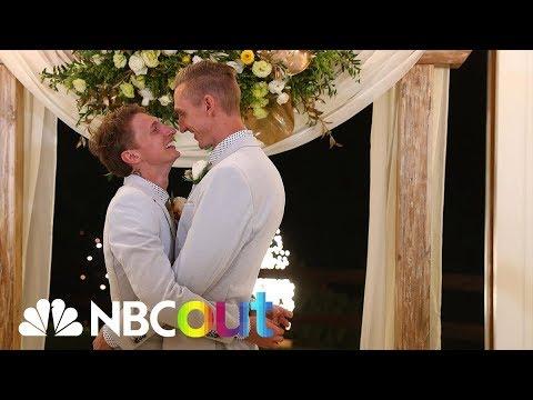Xxx Mp4 Same Sex Couples Celebrate Midnight Nuptials As Australia Law Comes Into Effect NBC Out NBC News 3gp Sex