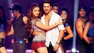 Alia Bhatt & Varun Dhawan's SEXY DANCE in Jhalak Dikhla Jaa 7 7th June 2014 EPISODE 1 Grand Premiere