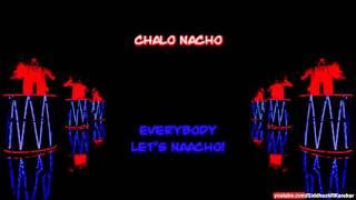 Let's Nacho (Instrumental/Karaoke with Lyrics) [from