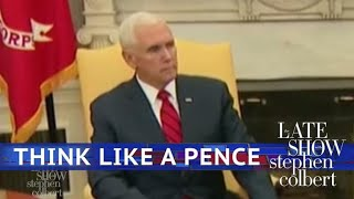 What Was Mike Pence Thinking?