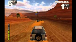 PS2:HD Loder Jeep Thrills 問題なし