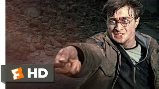 Harry Potter and the Deathly Hallows: Part 2 (5/5) Movie CLIP - Harry vs. Voldemort (2011) HD