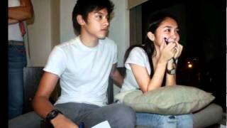 KATHNIEL (off cam moments) 2012