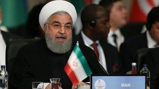 Iran condemns US threats of