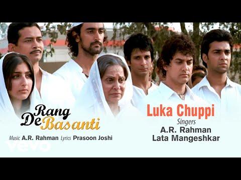 Xxx Mp4 Luka Chuppi Official Audio Song Rang De Basanti A R Rahman Lata Mangeshkar 3gp Sex
