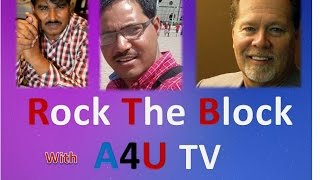 Rock the Block with A4U Televsion