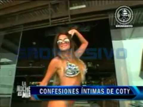 Coty Alvarez gaucha ardiente
