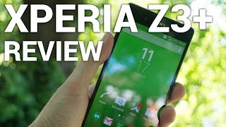Sony Xperia Z3+ (Z3 Plus) video walkthrough