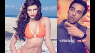 Urvashi Rautela spreads rumours that Pulkit Samrat and her are back to being friends | SpotboyE