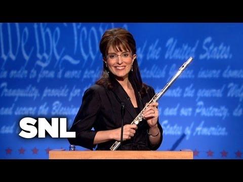 VP Debate Sarah Palin and Joe Biden SNL