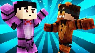 Minecraft - FIVE NIGHTS AT SKYWARS - FREDDY VS BONNIE?!