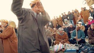 Gasba danseurs en transe  35  قصبة وراقصون في غيبوبة