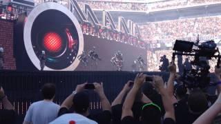 Triple H WrestleMania 31 Entrance HD
