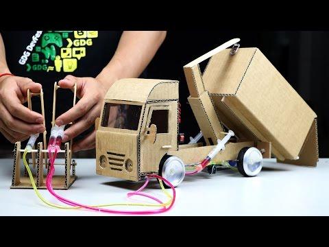 Xxx Mp4 How To Make Amazing Hooklift Truck Powered Hooklift Truck DIY 3gp Sex