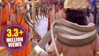 Jagadguru Adi Shankara Scenes || Sarvamatha Sammelanam In Kaasi