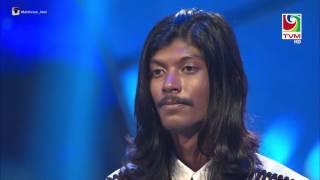 Maldivian Idol Gala Round | Vaathee Ma Kaireega - Shalabee, Laisha & Falih