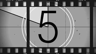 Old Film Countdown 4K (4 Video) Download Link