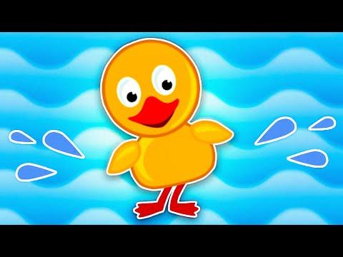 █▬█ █ ▀█▀ Dziecięce Przeboje - Piosenka Kąpielowa (Nowy Teledysk)