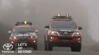 Toyota All New Fortuner - Alenia's Journey Uncover Papua 2