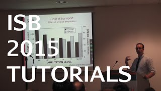 ISB 2015 - Cost of amputee walking - James Gardiner