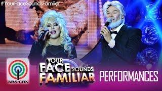 "YFSF Duet: Jay R & Karla Estrada as Kenny Rogers & Dolly Parton - ""Islands In The Stream"""