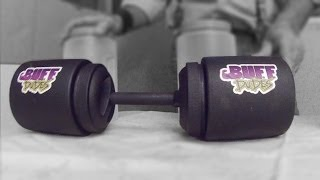 How to Make Homemade Dumbbells - DIY Dudes