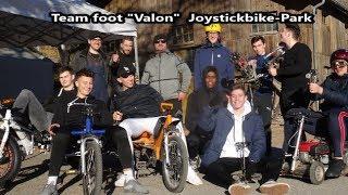 Team foot Valon Joystickbike Park Teaser