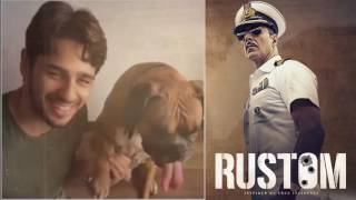 Sidharth Malhotras Rustom Dialouge Promo  5DaysToRustom uploaded on 07-04-2017 4315 views