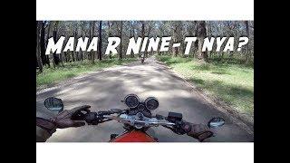 Australia, R Nine T, dan Custom - Suzuki Bandit 250 | Melbourne #motovlog 180