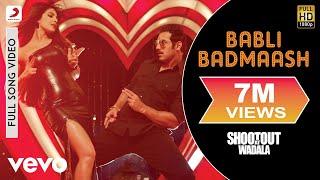 Babli Badmaash - Shootout At Wadala | Priyanka Chopra | John Abraham