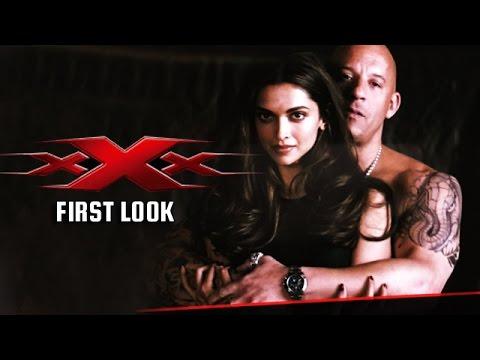 Xxx Mp4 Deepika Padukone Vin Diesel FIRST LOOK XXX The Return Of Xander Cage 3gp Sex