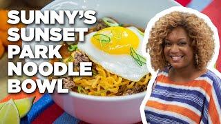 Sunny's Sunset Park Noodle Bowl   Food Network