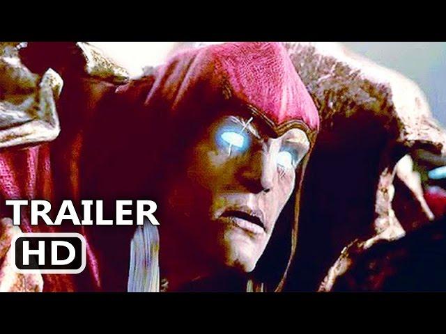 PS4 - Darksiders III Official Trailer (2018)