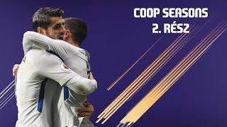 FIFA 18 | Coop seasons | Út a top 100-ba | 2. rész (élőben)