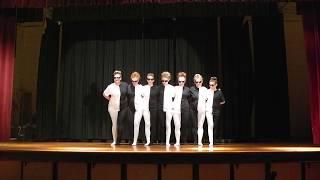 optical illusion dance best talent show ever!!!