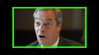 News 24/7 - Nigel farage mocks brexit deal, saying that he can move on to the next stage of humilia