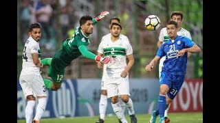 Zobahan 1-0 Esteghlal (AFC Champions League 2018: Round of 16 – First Leg)