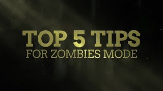 Official Call of Duty®: WWII Insider - Top 5 Zombies Tips