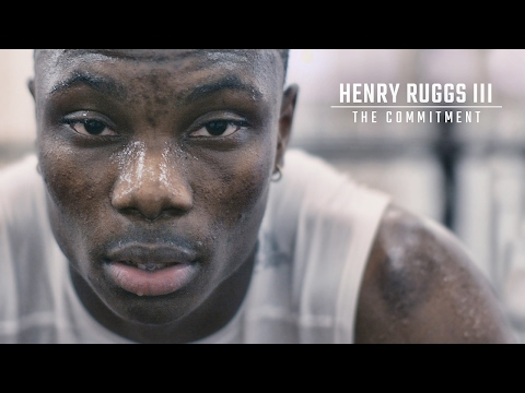The Commitment 5 star receiver Henry Ruggs III makes his choice