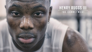 The Commitment: 5-star receiver Henry Ruggs III makes his choice