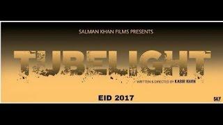 Salman Khan's Next Film 'Tubelight' POSTER OUT?