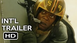 Kong: Skull Island International Trailer #1 (2017) Samuel L. Jackson, Tom Hiddleston Action Movie HD