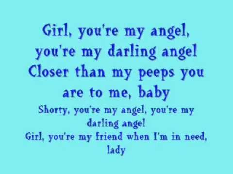 Shaggy - Angel Lyrics Mp3
