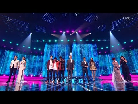 watch The X Factor UK 2016 Live Shows Week 9 The Results Part 1 Full Clip S13E30