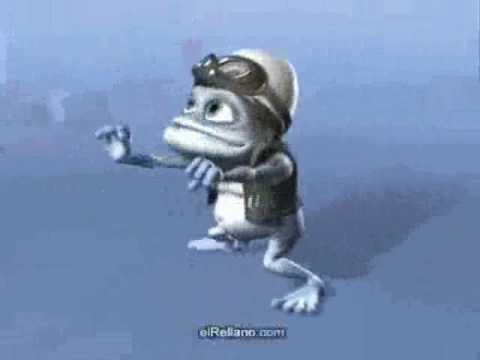 crazy frog sapinho motoqueiro