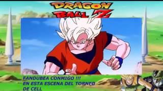 Respuesta al reto Fandub Xtremo - Interpreta al Super Saiyajin Goku (Torneo de Cell)