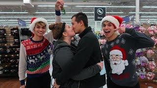 CHRISTMAS DARES! (romantic)