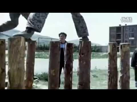 watch Shaolin grandmaster  trains  chinese army soldiers  (1988)