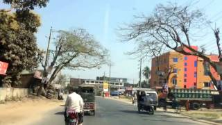 Natore City Tour | Bogra To Natore Road View 08 | Bangladesh Tour | Beautiful Bangladesh
