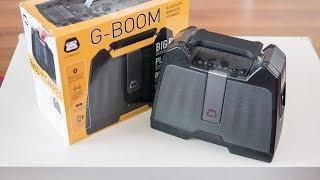 G-Project G-BOOM - soundcheck